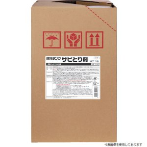 鈴木油脂工業 SYK 燃料タンクサビとり剤18L(S-2668)|protools