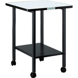 トラスコ中山 TRUSCO ELS型補助テーブルキャスター付500X500X640(ELS-500C)|protools