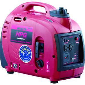 ワキタ MEIHO エンジン発電機 HPG−900I(HPG900I)|protools