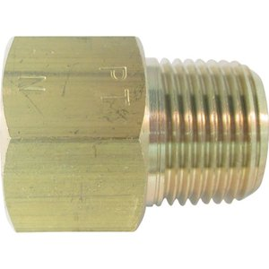 アソー ASOH 黄銅製 変換内外ソケット 外PT1×内NPT1(NF-3088)|protools
