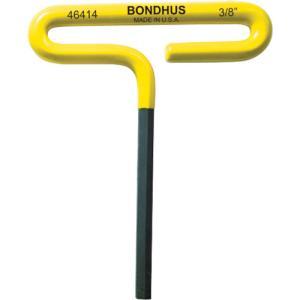 ボンダス・ジャパン ループ・T−ハンドル スタンダード(クッション・グリップ付) 5/32インチ(46409)|protools
