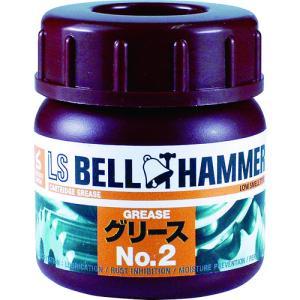 BELL HAMMER 超極圧潤滑剤 LSベルハンマー グリースNo.2 50ml LSBH16(奇跡の潤滑剤)|protools