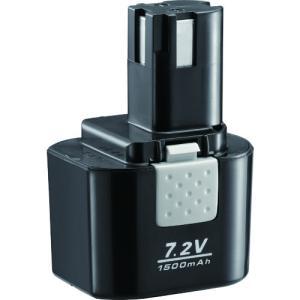 リョービ ニカド電池パック 7.2V 1500mAh【B-7215】|protools