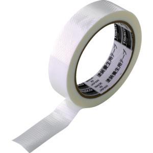 トラスコ中山 TRUSCO 塗装養生用テープ ホワイト 25X25 TYT2525-W (TYT2525-W)|protools