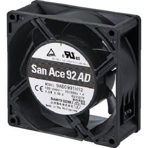山洋電気 SanACE ACDCファン セット Hスピード センサ無 (ST1-9AD0901H1H)|protools