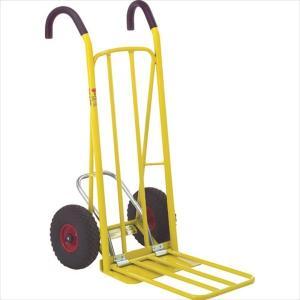 RAVENDO社 スチールパイプ製二輪運搬車 CLM250LS ERGO (145251)|protools