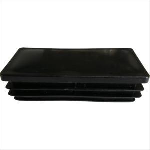 アルインコ 樹脂キャップ 平角パイプ80X40用 ブラック  (2個入) (AC326K2) protools