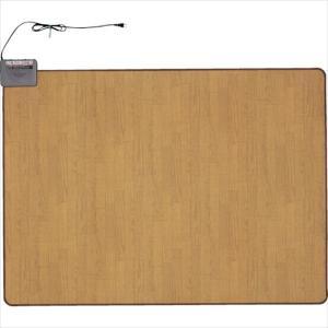 ワタナベ工業 木目ホットカーペット 1.5畳 (WHC-152KMD)|protools