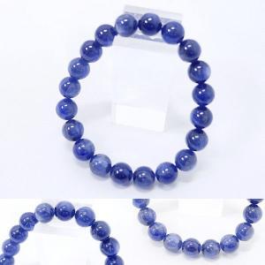 [Original天然石] 美しきブルーの輝き カイヤナイト 藍晶石 A4 [10mm]100031|proud