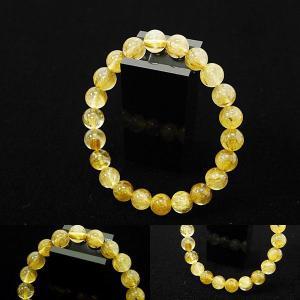 [Original天然石] 金色の輝き ゴールドタイチンルチル A5 [9mm]100037|proud