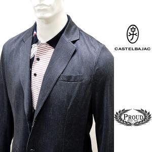 カステルバジャック ¥35000+税[48/L] ジャケット メンズ サマーイージーテーラードモデル 21223024     jc KTs m 21910103|proud
