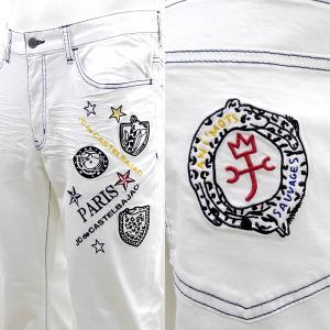 カステルバジャック ¥25000+税[48/86cm] サマーコットン パンツ メンズ Jc de CASTELBAJAC PARIS 21223039     jc KTs m 21950105 proud