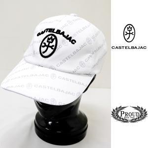 カステルバジャック ¥6800+税[F] キャップ ロゴモノグラム RPASSY CASTELBAJAC SPORT メンズ/レディース 21223093     jc KTs m 23904117 proud