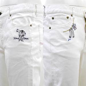 シナコバ ¥29000+税[88] ジーンズ メンズ 3ポイント 5Pアイコニックデザイン SINACOVA GENOVA 21226012     sc KNf m 21125010|proud