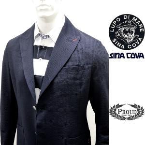 シナコバ ¥53000+税[LL] ジャケット メンズ サマーイージーテーラード COOL MAX SINACOVA PORTOFINO 21226029       sc KTs m 21133010|proud