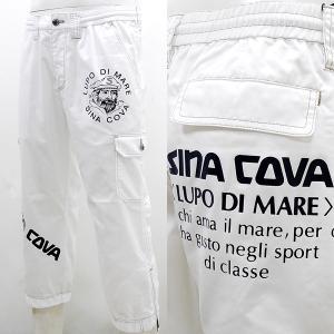 シナコバ ¥27000+税[L] クロップドパンツ メンズ カーゴスタイル Length58cm COOL MAX  SINACOVA GENOVA 21226053      sc KTs m 21125310|proud