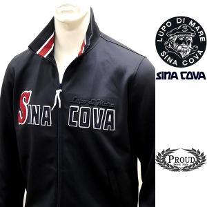 シナコバ ¥33000+税[LL]トラック ジャケット メンズ トリコロール SINACOVA SA...