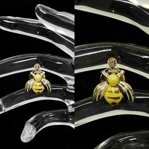[Original]¥2500+税 [F] メタルミツバチ(蜜蜂)  ピンズ  ] 4102722      aiTA10|proud