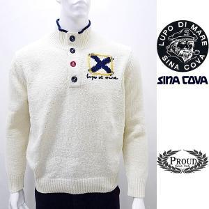 シナコバ アウトレット¥39000+税 [LL]コットンモール セーター]  5080863               scTAfm|proud