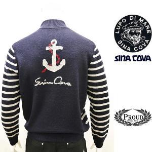 シナコバ アウトレット¥41000+税 [L]セーター バックショットモデル] 50901053               scTWfm|proud