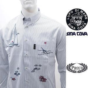 シナコバ メンズ ウエア セール 春夏 PROUD SelectStyle 奈良  シナコバシャツ ...