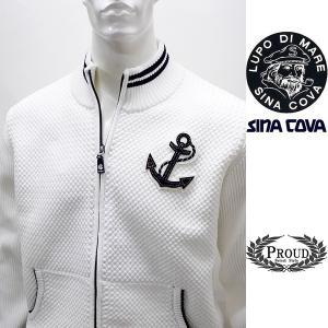 シナコバ ¥36000+税 [L]ジャケット フロントアイコン ファブリックチェンジデザイン SINA COVA SARDEGNA] 80901011               scTIfm 18212010|proud