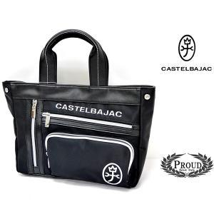 カステルバジャック ¥11000+税 [F]バッグ メンズ/レディース ファスナー刺繍デザイン 90203007              jcTCsm 23003|proud