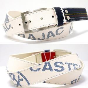 カステルバジャック ¥15000+税 [F]ベルト メンズ/レディース ロゴプリントデザイン 90203040            jcTCsm 23002|proud