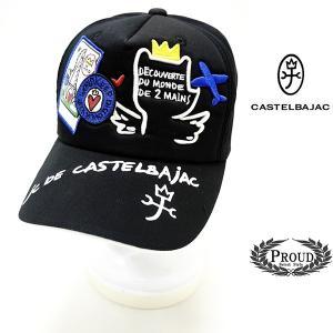 カステルバジャック ¥6800+税 [F]キャップ メンズ/レディース 刺繍デザインワーク 90203041               jsTCsm 21004|proud