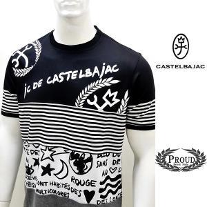 カステルバジャック 特選品 ¥19000+税 [LL/50]半袖 Tシャツ メンズ カラーチェンジ JC DE CASTELBAJAC 90203063   jcTCsm 21170|proud