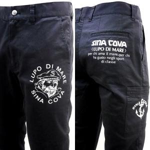 シナコバ ¥29000+税 [84] パンツ メンズ フロントヒップアイコニックデザイン SOLOTEX SINACOVA GENOVA 90901028                scTCfm 19225010|proud