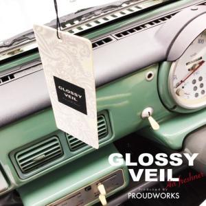 GLOSSY VEIL Air freshner (グロッシーヴェイルエアフレッシュナー)