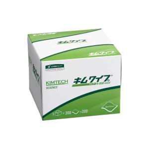 日本製紙クレシア キムワイプ S-200mini 62015 ケース販売 200枚×72箱|proues