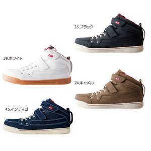 BURTLE バートル セーフティフットウェア 809 安全靴 ミドルカット スニーカー 作業靴|proues|02