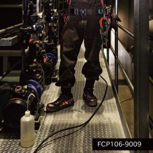 (在庫限り)アシックス 安全靴 asics FCP106 ウィンジョブCP106 メッシュ ひも(送料無料) proues 03