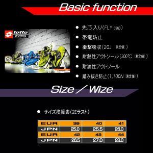 LOTTO WORKS(ロットワークス) ENERGY 安全靴 スニーカー(送料無料)|proues|04