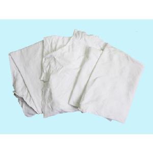 白メリヤスウエス(リサイクル生地) 10kg/箱(2kg×5袋) 布 メンテナンス 掃除 吸水|proues|02