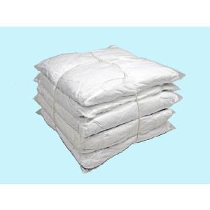 白メリヤスウエス(新品生地)縫目有 20kg梱包/2kg×10 布 メンテナンス 掃除|proues|02