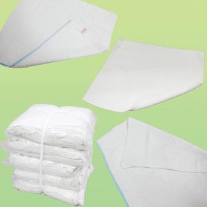 おしぼり風ウエス (白タオルウエス) (リサイクル生地・カット部分縫製) 10kg(2kg×5袋/梱包)布 メンテナンス 吸水|proues|03