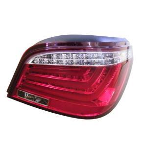 BMW5シリーズ・E60セダン前期用3D/LEDテールランプ/レッド|provice