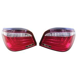BMW5シリーズ・E60セダン前期用3D/LEDテールランプ/レッド|provice|02