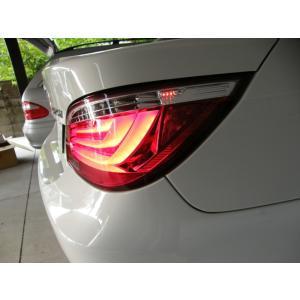 BMW5シリーズ・E60セダン前期用3D/LEDテールランプ/レッド|provice|04