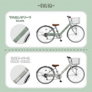 送料無料 完全組立 子供自転車 24インチ 22インチ プロティオ・エッセ BAA適合車 LEDオートライト 6段変速 自転車 新入学 女の子 男の子|provocatio|05