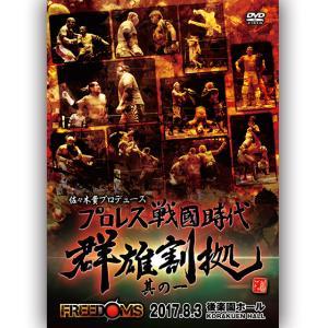佐々木貴プロデュース プロレス戦国時代 群雄割拠其の一 2017.8.3 後楽園ホール  prowrestling