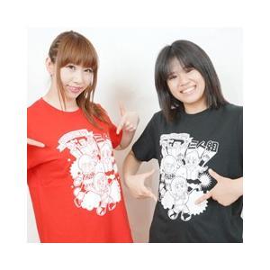 アイスリボンズッコケ三人組Tシャツ|prowrestling