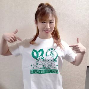 震災復興チャリティーTシャツ★5月迄の期間限定販売|prowrestling