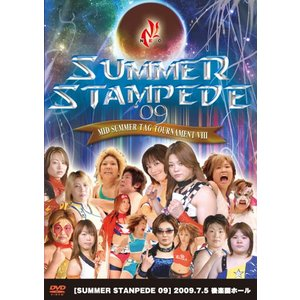 SUMMER STAMPEDE '09〜MID SUMMER TAG TOURNAMENT 8〜-2009.7.5 後楽園ホール-