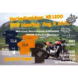 2018 XR1200 オリジナルTシャツ ps-craft