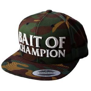 megabass BAIT OF CHAMPION CAP / メガバス ベイトオブチャンピオン キャップ カモ|ps-marin