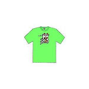 メガバス Cats Kill Worm Tシャツ M(グリーン)|ps-marin